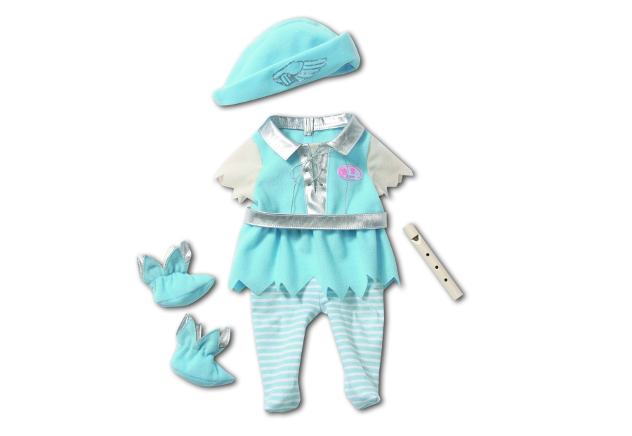 Lees Meer... : Baby Born Boy wonderland prinsenset