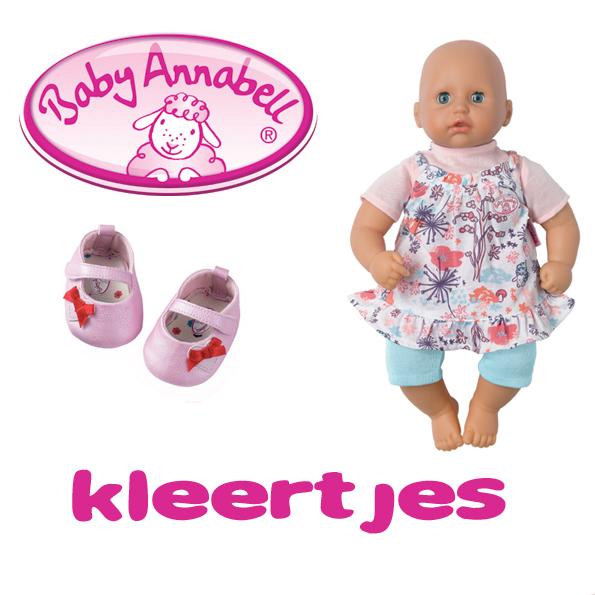 Baby Annabell kleertjes