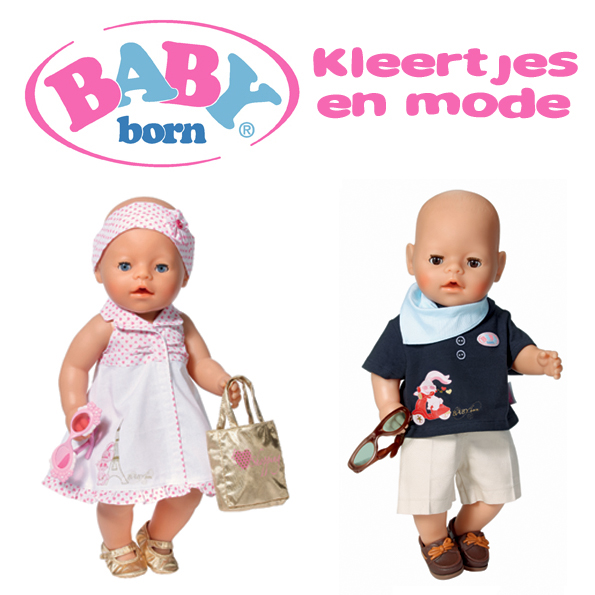 Baby Born kleertjes