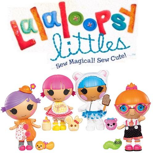 Lalaloopsy Littles