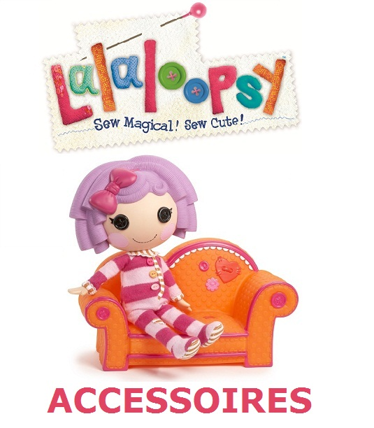 Lalaloopsy accessoires