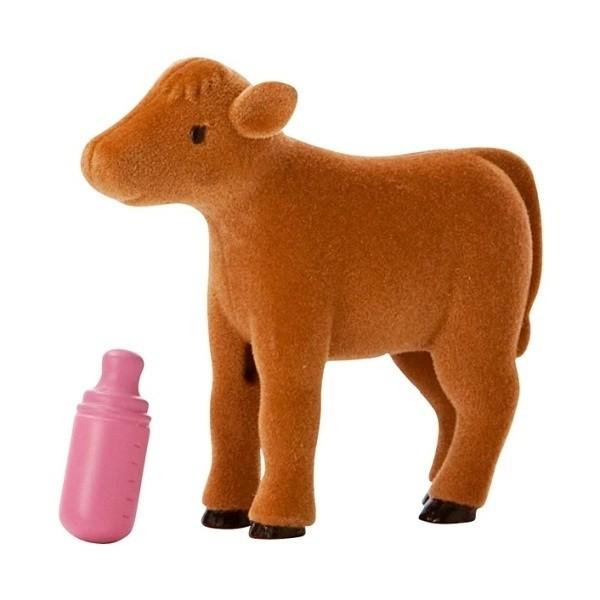 My mini BABY born Boerderij dieren met geluid koe