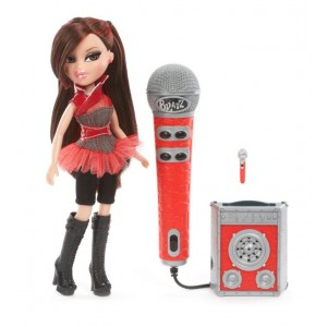 Bratz On the Mic Jade