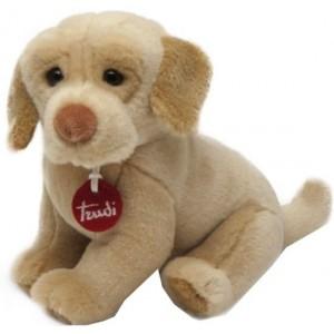 Trudi Knuffel Hond Labrador 25 Cm Beige/bruin