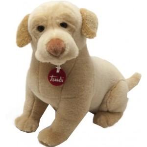 Trudi Knuffel Hond Labrador 35 Cm Beige/bruin