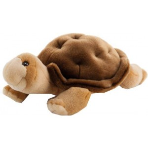 Trudi Knuffel Schildpad 35 Cm Bruin