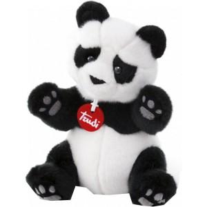 Trudi Knuffelbeer Pandabeer Kevin 24 Cm Zwart / Wit
