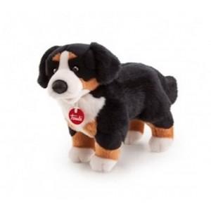 Trudi Knuffel Hond Berner Sennen 42  Cm Zwart /bruin /wit