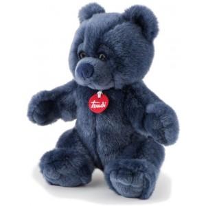 Trudi Knuffelbeer Pluche 38 Cm Blauw