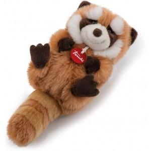 Trudi Knuffel rode Panda 24 Cm