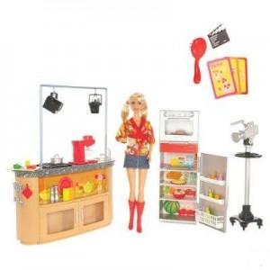 Barbie TV chefkok