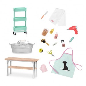 Our Generation Pet Grooming Set