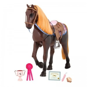 Our Generation Thoroughbred Posable Horse 51cm