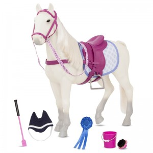 Our Generation Paard Sterling Gray 51cm