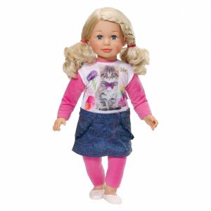 Sally grote meisjespop 63cm
