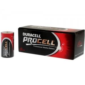 Duracell Procell Baby C batterij LR14 doosje van 10 stuks
