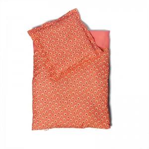 Mini Mommy Bedset Deluxe Dusty Roze 43 cm