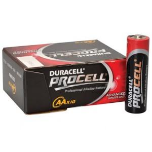 Duracell Procell AA batterij LR6 doosje van 10 stuks