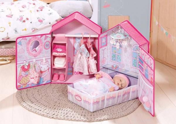 Baby Annabell slaapkamer